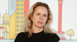 Maria Pennanen. Photo: Orel Cohen