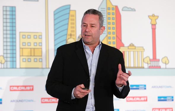 """ועידת ברלין 2019 - ארז לורבר, סמנכ""""ל התפעול של סטורדוט"""