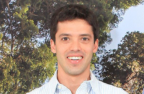 Alooma co-founder Yoni Broyde. Photo: Orel Cohen