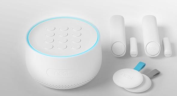 גוגל נסט Nest secure אינטרנט הדברים