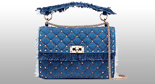 התיק של ולנטינו, צילום: www.net-a-porter.com