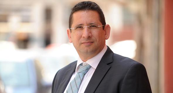 SAS' Meir Moalem. Photo: Ilan Siman-Tov