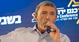 רפי פרץ מפלגת הבית היהודי, צילום: עמית שאבי