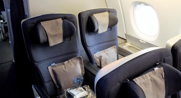 המושב הכי פחות מבוקש, אך הכי טוב למי שרוצה לטוס בשקט
