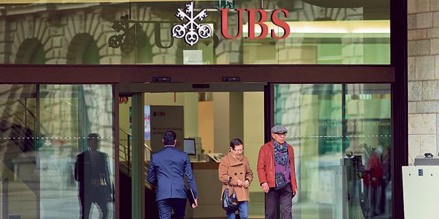 UBS: הרווח הנקי צנח ב-27% ברבעון הראשון