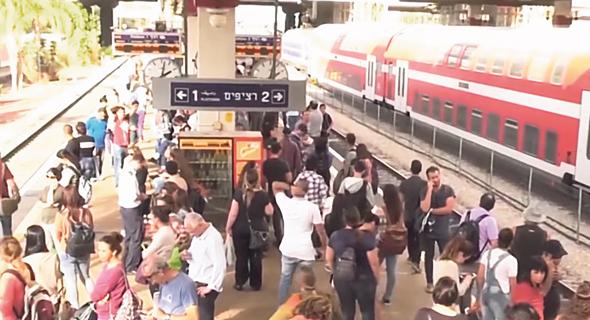 שיבושים ברכבת ישראל