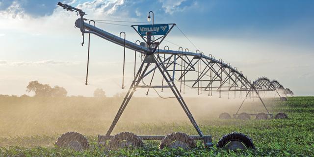 """הסכם שת""""פ בין פרוספרה לחברת ההשקיה האמריקאית Valley ב-40 מיליון דולר"""