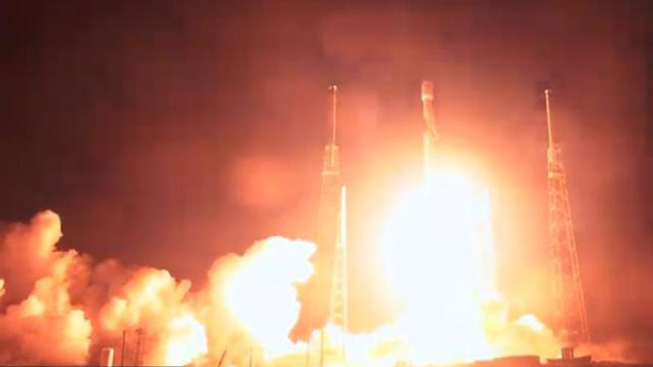 "Beresheet launch. Photo: SpaceX ""title ="" Beresheet launch. Photo: SpaceX ""hm ="" 0 ""/> <span class="