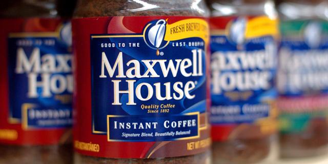 דיווח: קראפט היינץ בוחנת את מכירת קפה מקסוול האוס