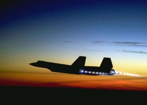 הכי מהיר שבאוויר. SR71 בטיסה