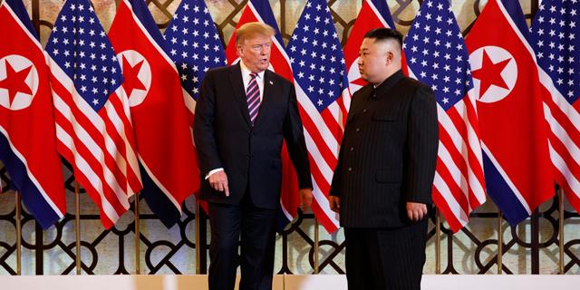 בעקבות כישלון הפסגה עם טראמפ: נשיא צפון קוריאה הוציא להורג את שליחו לשיחות