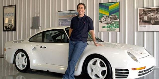 ג'רי סיינפלד תבע סוכנות למכוניות קלאסיות בטענה שמכרה לו פורשה מזויפת