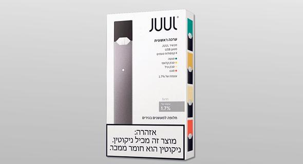 סיגריות אלקטרוניות Juul