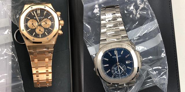 אבי קורן, שפרסם בעבר באינסטגרם שעוני יוקרה, הוא החשוד בהפעלת הרשת להברחת השעונים