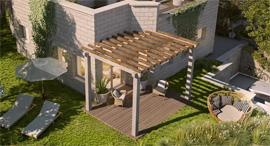 """בית בפרויקט נוף השקד זירת הנדל""""ן, הדמיה: באדיבות בינייני בר אמנה"""