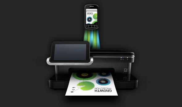 מדפסת HP הדפסה גוגל ענן