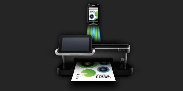 """דו""""ח HP: ההכנסות בתחום ההדפסה ירדו, המשקיעים נבהלו"""