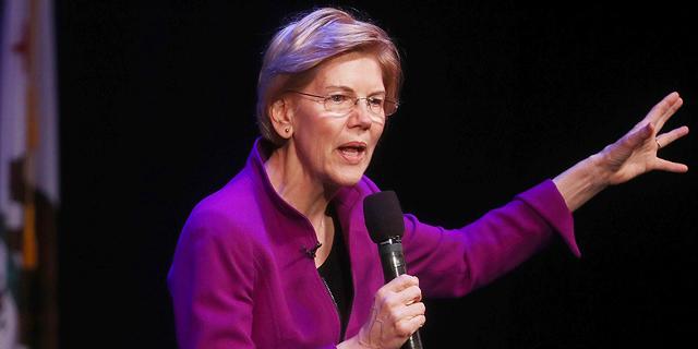 הסנאטורית אליזבת וורן מציעה לפרק את עמק הסיליקון