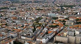 """ברלין מלמעלה זירת הנדל""""ן, צילום: Pixabay"""