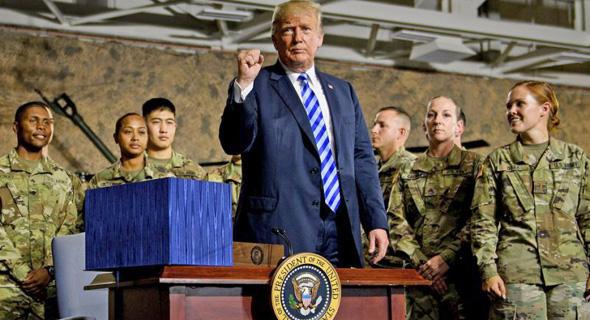 טראמפ, צילום: AFP