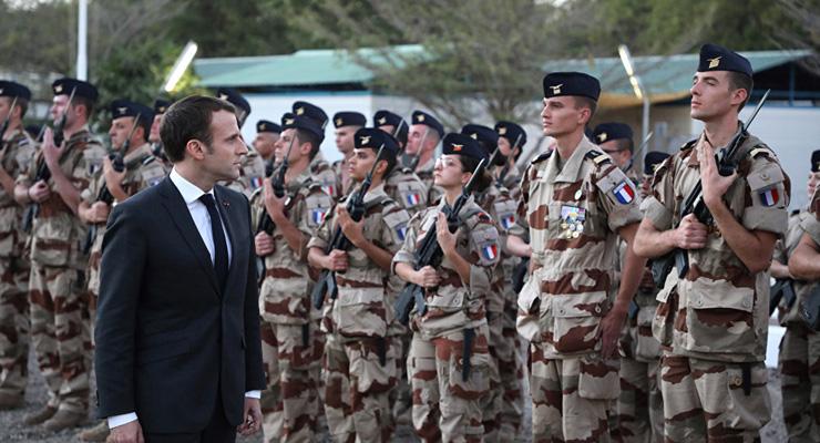 עמנואל מקרון, צרפת, צילום: AFP