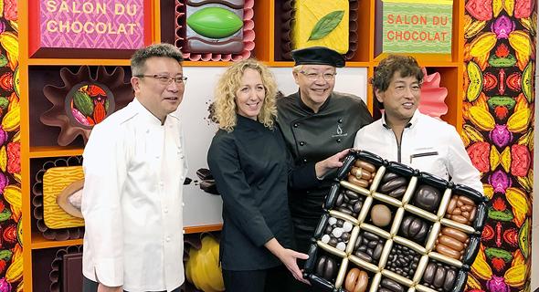 איקה כהן כבשה את יפן עם שוקולד בטעמי זעתר ושמן זית
