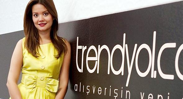 Trendyol founder Demet Mutlu. Photo: Fashionstalker