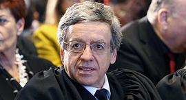 השופט מני מזוז, צילום: עמית שאבי
