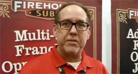 ראיון עם גרג גרינווד - דירקטור זכיינות ב-Fire House Subs