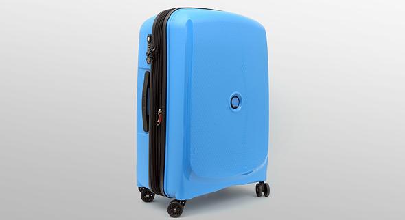 מזוודה של DELSEY. יבוא רשמי מצרפת