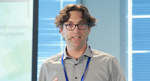 יאיר מונטה, מייסד משותף בסטארט-אפ Inspecto , צילום: אוראל כהן