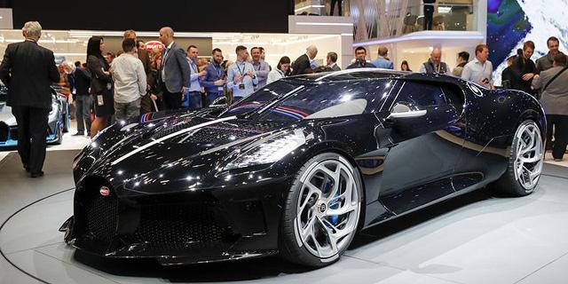 בוגאטי מציגה: המכונית היקרה בעולם