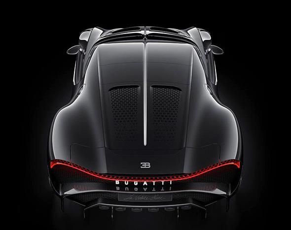 המכונית היקרה בעולם. בוגאטי
