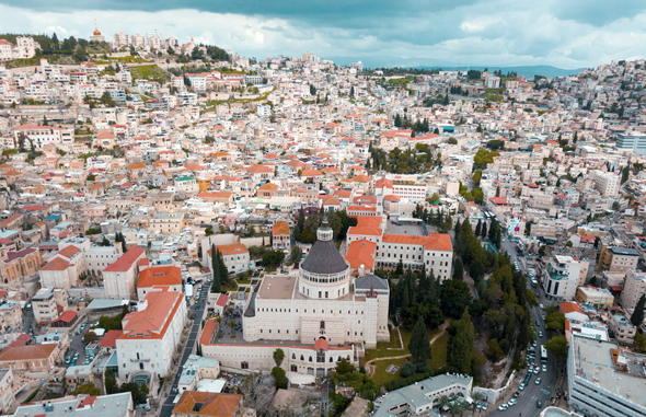 Nazareth. Photo: Shutterstock