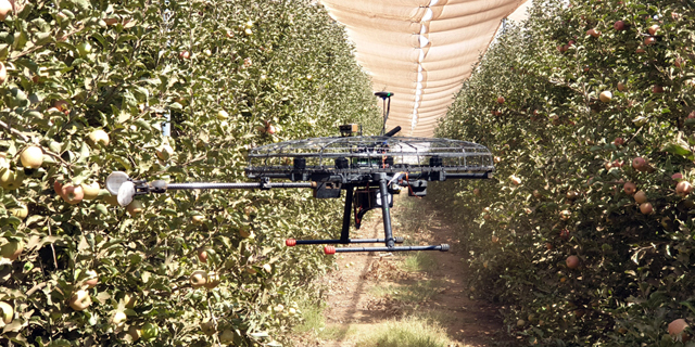 This Drone Will Stop Fruit Growers From Going Bananas