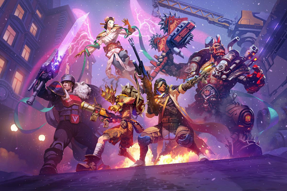 Heroes of the Storm, משחק מחשב