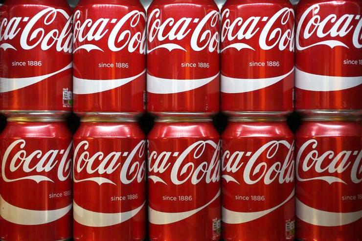 קוקה-קולה, במקום ה-1. שווי המותג: 45-35 מיליארד דולר