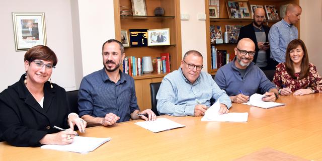 פרטנר חתמה על הסכם קיבוצי חדש עם העובדים לתקופה של 3 שנים