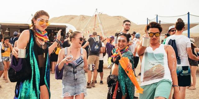 """בוטל פסטיבל מידברן בחודש יוני: צה""""ל לא אישר קיומו בבקעת הר שחר"""