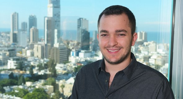 PubPlus co-founder Gil Bar-Tur. Photo: Avshalom Shoshani