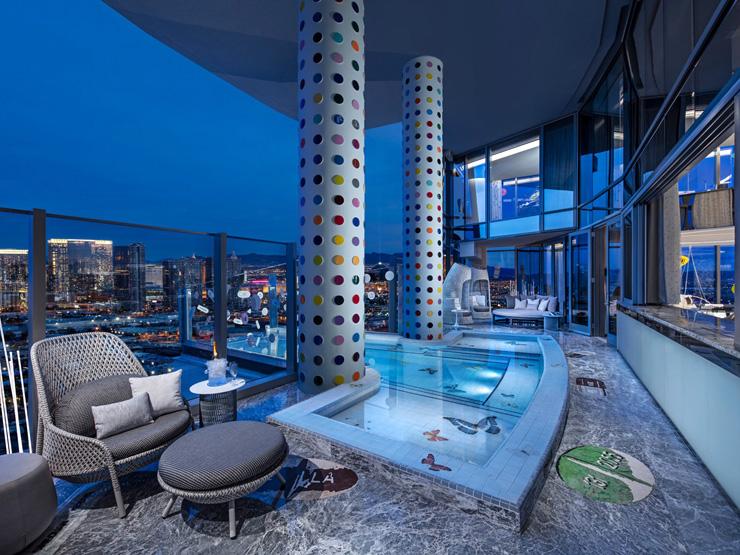 , צילום: Palms Casino Resort