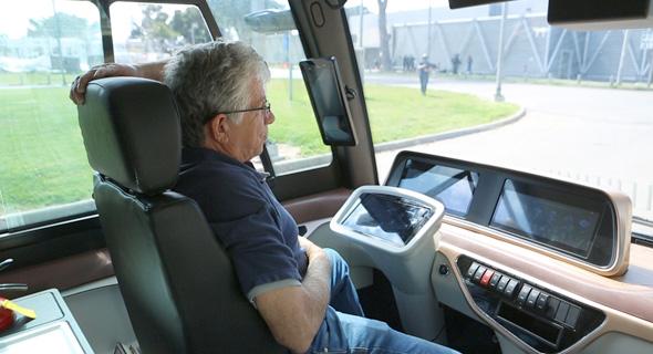 גם הנהג הוא סוג של נוסע
