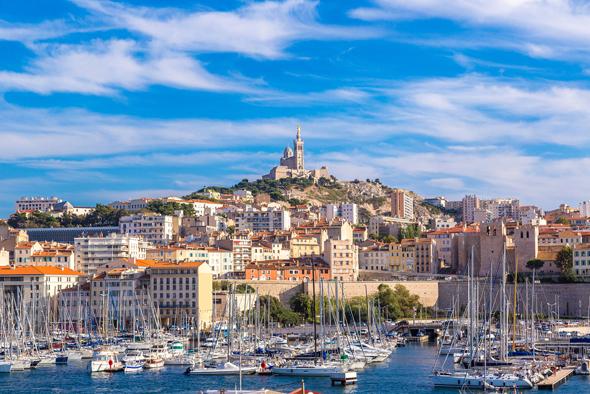 Marseille, France. Photo: Shutterstock