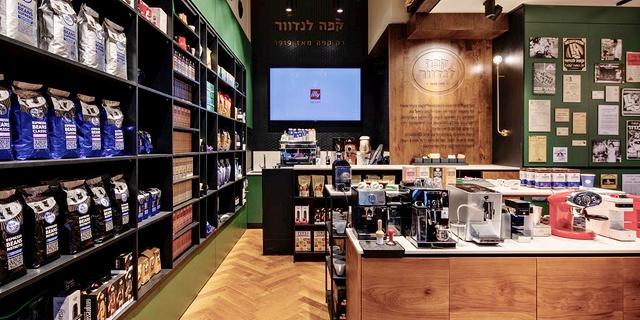מהשוק המוסדי לשוק הפרטי: לנדוור מרחיבה את רשת החנויות למוצרי קפה