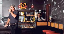 Yellow חנות מתחם בית קפה, צילום: רמי זרנגר