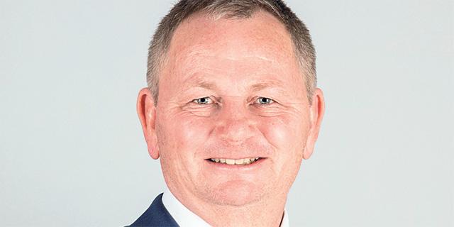 "נשיא ומנכ""ל PSP השקעות ביל קנינגהאם, צילום: Julian Habe"