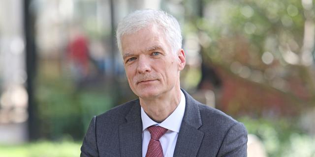 מנהל מחלקת החינוך של ה־OECD אנדריאס שלייכר. המוביליות ההשכלתית נחלשה, צילום: דנה קופל