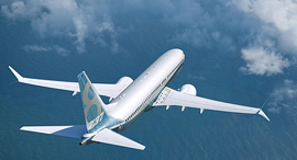 בואינג 737 מקס, צילום: Boeing
