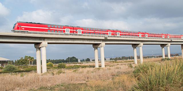 רכבת ישראל , צילום: דוברות רכבת ישראל