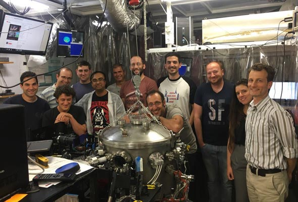 HIL's team. Photo: HIL Applied Medical